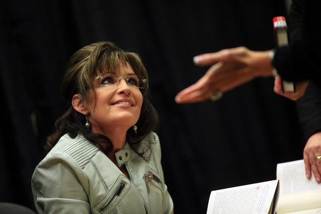 "Sarah Palin Mistakenly Encourages Glenn Beck Audience To ""Support Our North Korean Allies"""