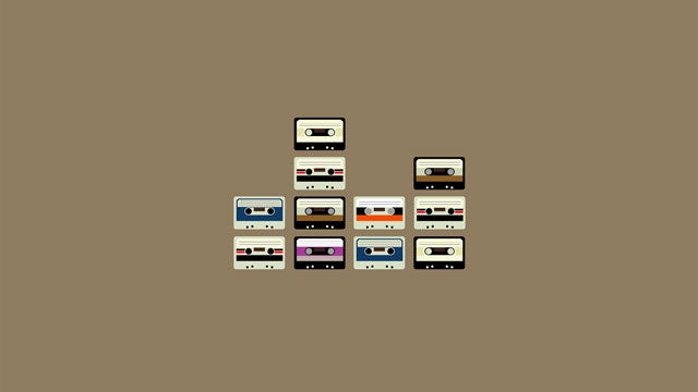 Embrace Your Analog Nostalgia with These Retro Tech Wallpapers