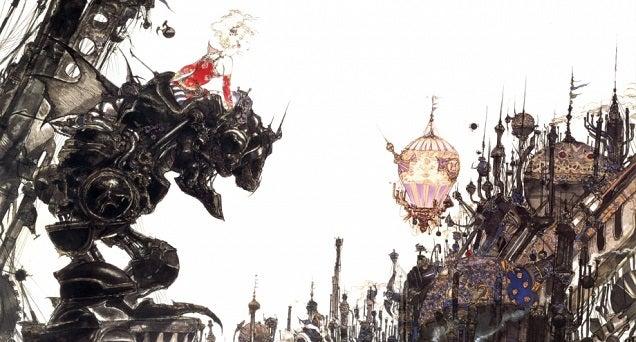 Time For A Final Fantasy VI Speedrun