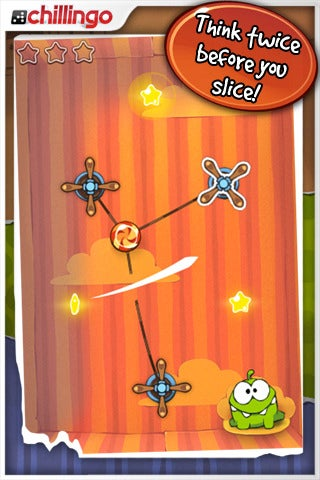 A Visual Guide To Cut The Rope
