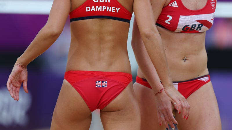 These Olympic Bodies are Worth Their Weight in Gold