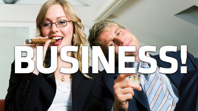 """This Week in the Business: """"Brilliant strategic move."""""""