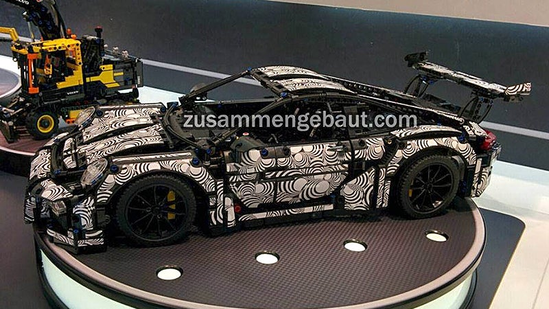 the curves on lego 39 s new technic porsche 911 are just perfect. Black Bedroom Furniture Sets. Home Design Ideas