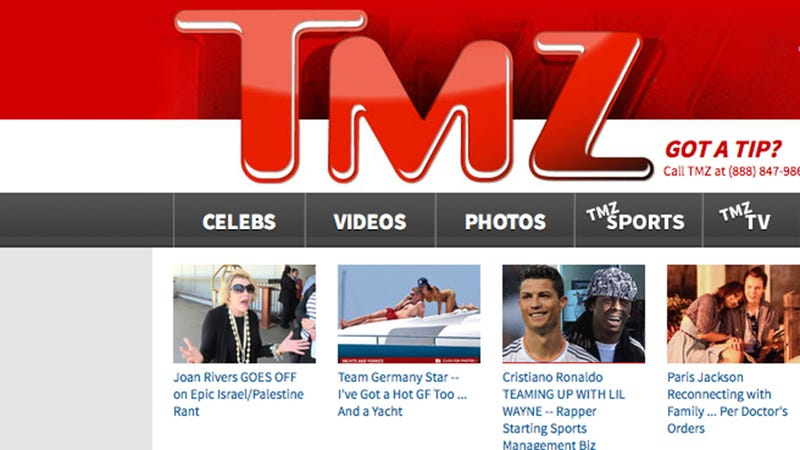 Money, Movie Star Secrets and Misogyny: The Truth About TMZ