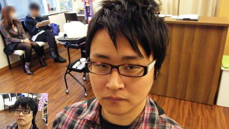 Where Geeks Get Their Hair Cut