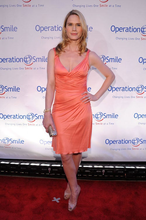 Celebs Smile At Operation Smile's New York Gala