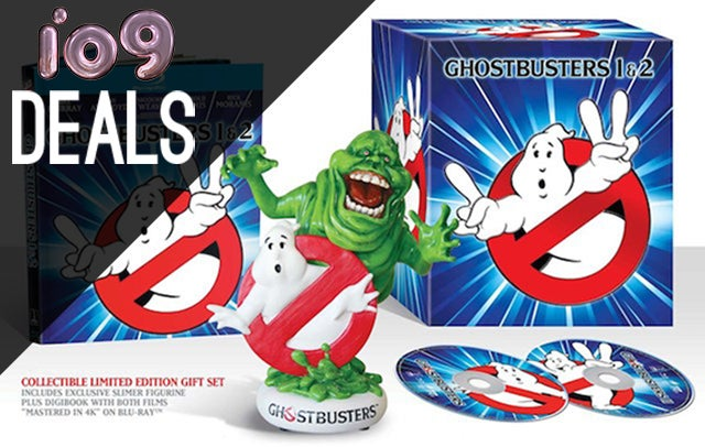 Deals: Ghostbusters Remastered in 4K, The Hunger Games for $2, Pacific Rim