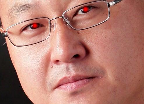 Meet Sony's New Phil Harrison
