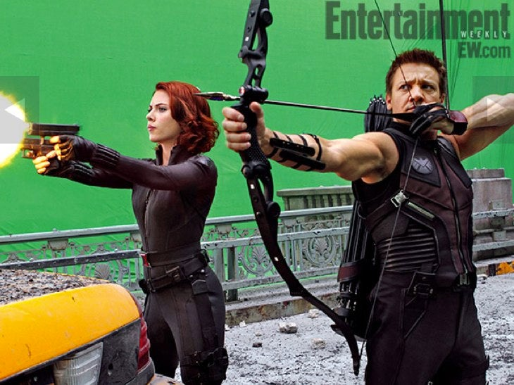 New Avengers photos show off the growing Iron Man/Captain America rivalry