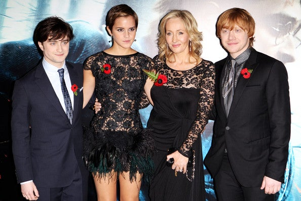Harry Potter and the Death of JK Rowling