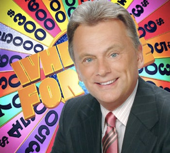 Pat Sajak's Coming to Take Your Vote Away