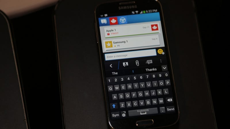 BBM Is Being Delayed For Android and iOS