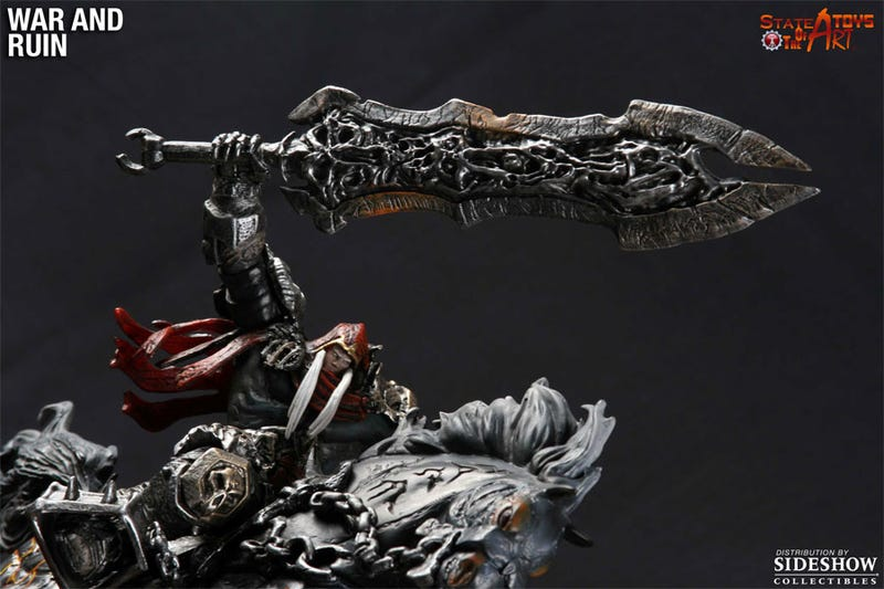 Do You Like Darksiders Enough to Spend $500 On This Statue?