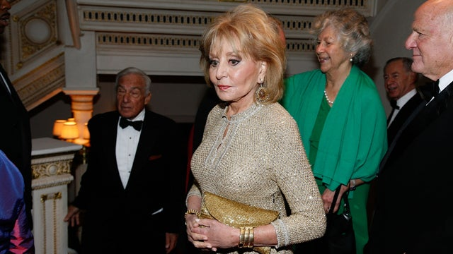 Unkillable Barbara Walters Now Has Rare Case of Chickenpox