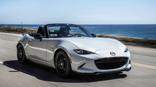 2016 Mazda Miata Club Edition: I'd Like To Join, Please