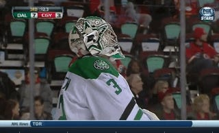 Kari Lehtonen Is Chill; Tyler Seguin's Got This