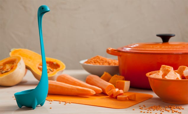 Loch Ness Kitchen Sightings Are About To Skyrocket Thanks To This Ladle