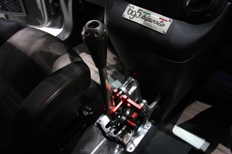 What's The Most Beautiful Gearshift Ever Made?