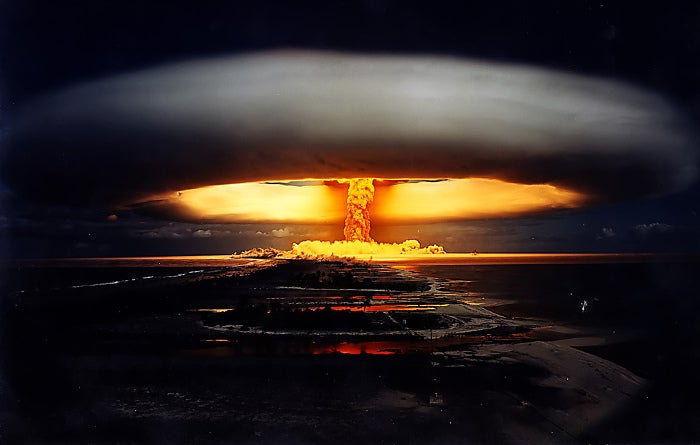 Nuclear Holocaust Really Is The Sum Of All Fears