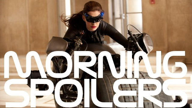 Secrets of Catwoman's Costume Revealed! Plus Tons of Intriguing Details for Darren Aronofksy's Noah!