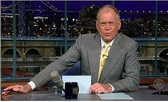 David Letterman's Time Has Finally Come