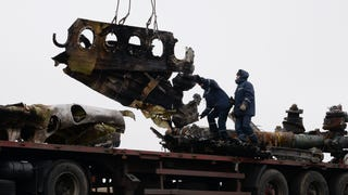 MH17 Wreckage Finally Recovered In Ukraine