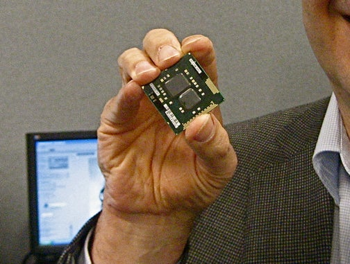 A Demo of Intel's First 32nm Westmere Processors