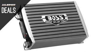 Boss Amplifier, $150 GoPro, Choose Your Own Dealventure [Deals]