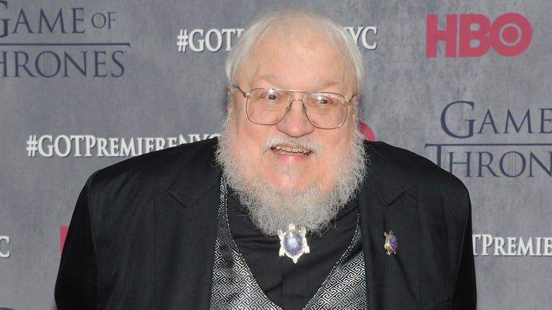 George R.R. Martin Might Add Another Book to A Song of Ice and Fire