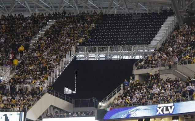 Point: Those Fans Without Seats Are Being Whiny Babies