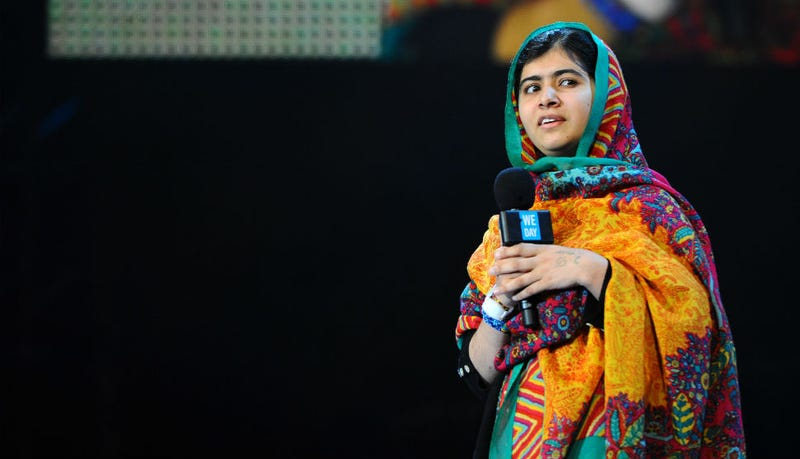 Malala Yousafzai Vows To Work for Freedom of Kidnapped Nigerian Girls