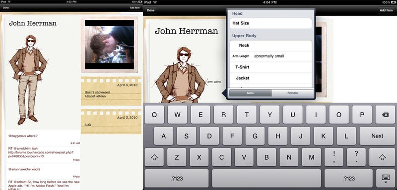iPad Productivity/Connectivity Apps