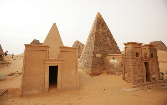 Dozens of Hidden Pyramids Found in Sudan