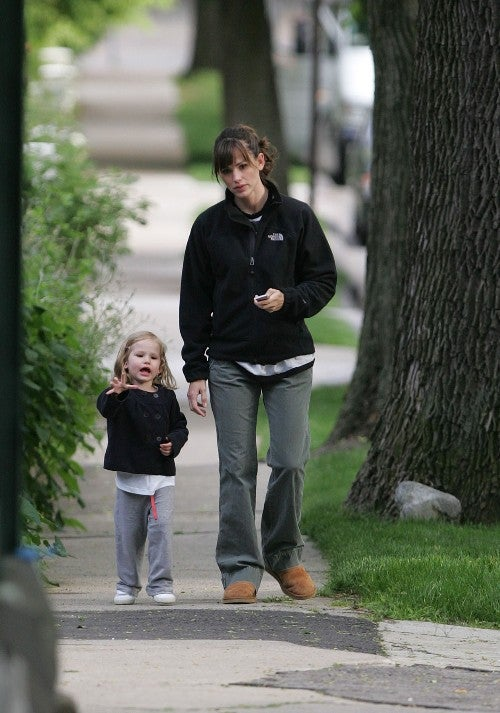 Violet Affleck Puts Things In Perspective