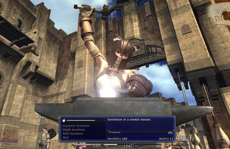 Final Fantasy XIV MMO Log Two: Hammering Out The Rough Edges