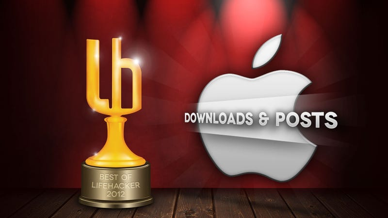 Most Popular Mac Downloads and Posts of 2012