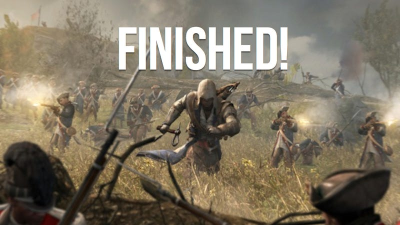 I Finished These 23 Video Games in 2012