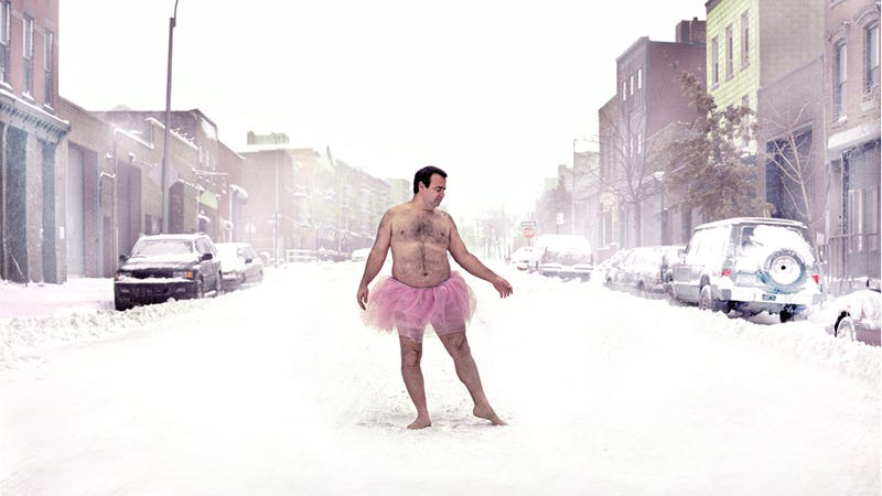 The Tutu Project: A Man's Journey to Cure Breast Cancer, One Shirtless Photo at a Time