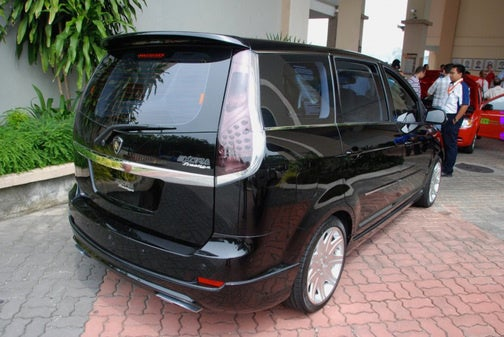 Proton Exora Turbo: The Lotus-Tuned MPV