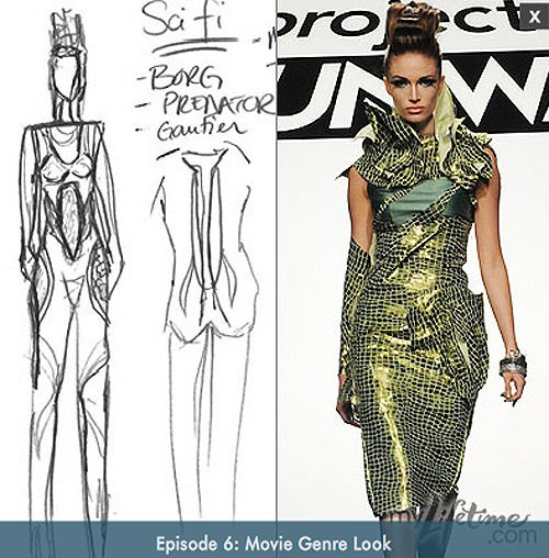 Project Runway: Ra'mon Gets Robbed