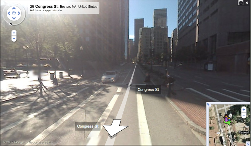 Google Streetview Guy Takes A Walk With Mom On Mother's Day
