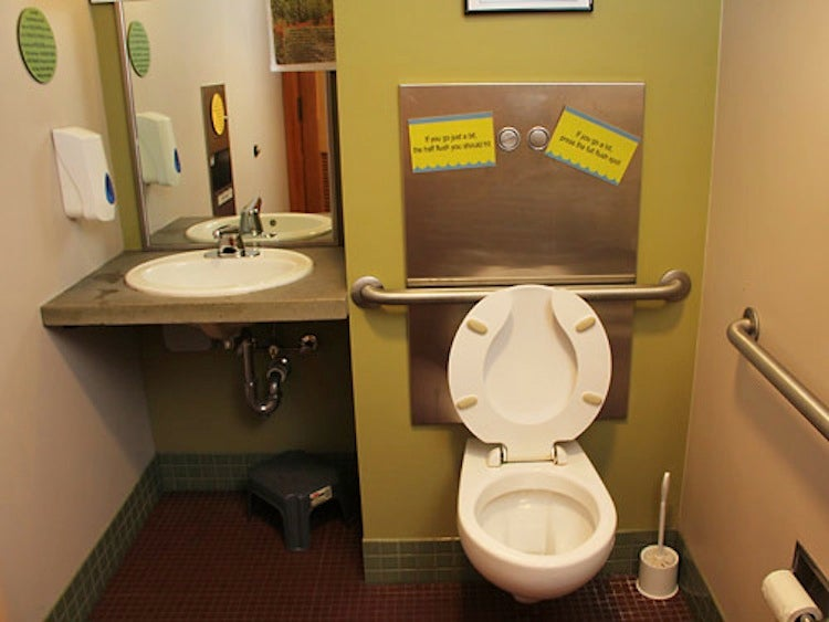 These are North America's Strangest Toilets to Go Number Two