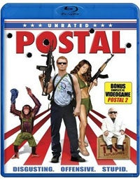 Postal Movie Out On DVD - Everybody Hide