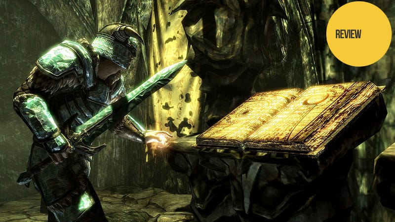 Skyrim: Dragonborn: The Kotaku Review