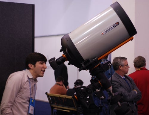 What We Have Here Is One Big-Ass Telescope