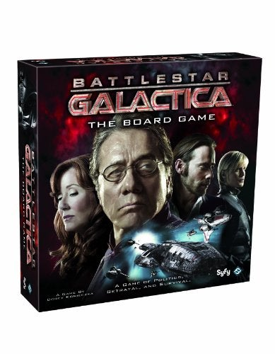 10 Greatest Science Fiction Board Games of All Time