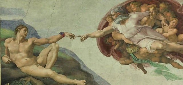 71 Iconic Moments in History Being Debased With Galaxy Gears