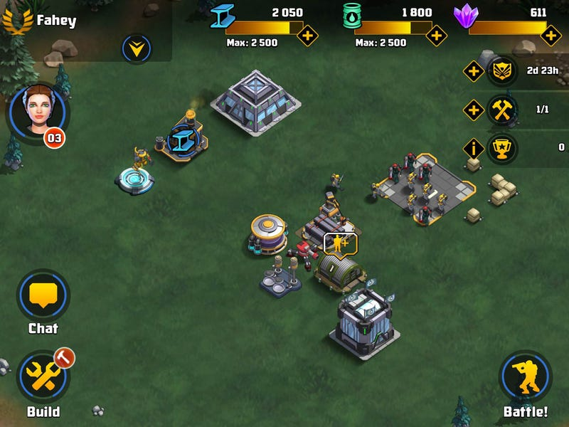 Killer Mobile Games Don't Need No Shiny New Console