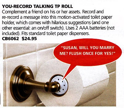What On Earth? The Holidays Take On Toilet Humor