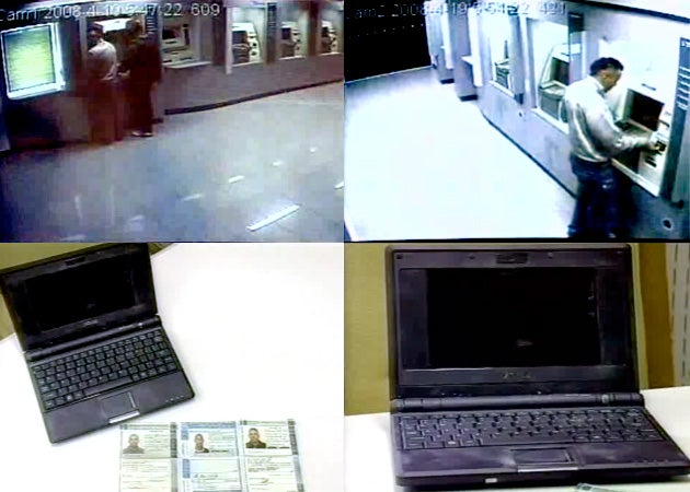 Crooks Rig ATM with Eee PC to Steal Credit Card Info